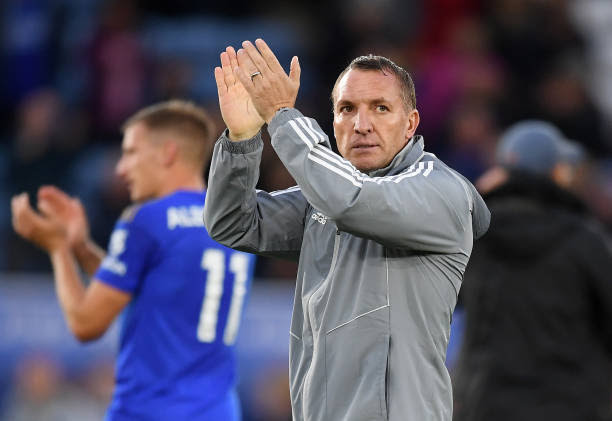 leicester city brendan rodgers